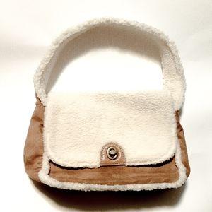 Cozy Sherpa Handbag